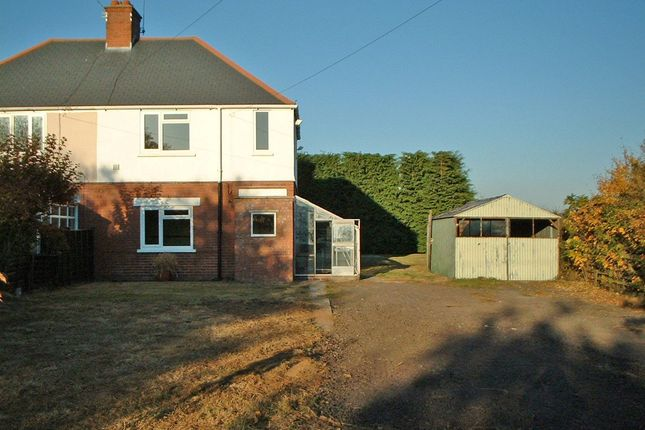 2 bed semi-detached house to rent in Vale View, Bayford, Wincanton