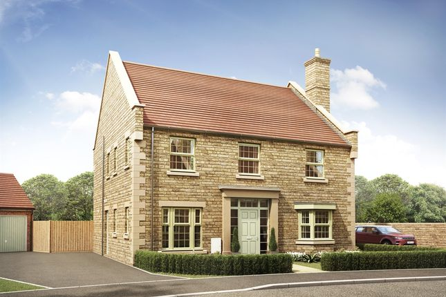 """Thumbnail Detached house for sale in """"The Holborn """" at Malleson Road, Gotherington, Cheltenham"""