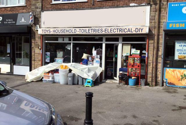 Retail premises for sale in Councillor Lane, Cheadle