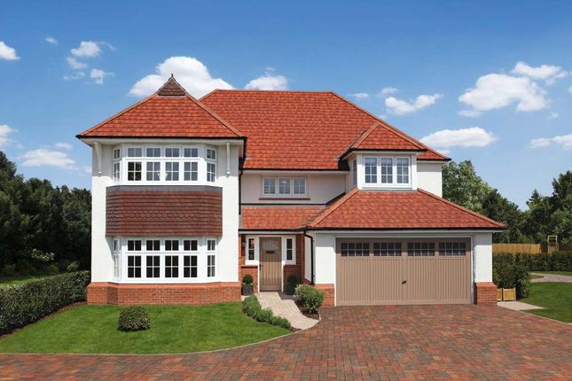 Thumbnail Detached house for sale in Off Maple Drive, Aston On Trent