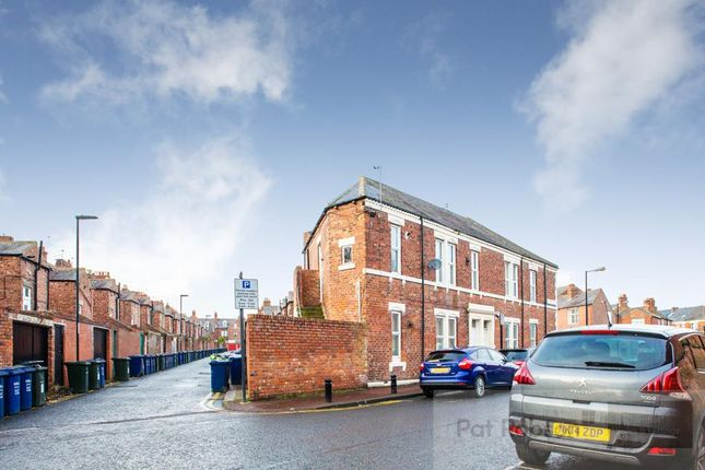 Thumbnail Flat for sale in Brentwood Avenue, Jesmond, Newcastle Upon Tyne