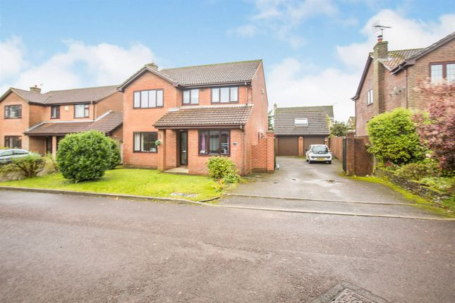 Thumbnail Detached house for sale in Tollgate Park, Shaftesbury
