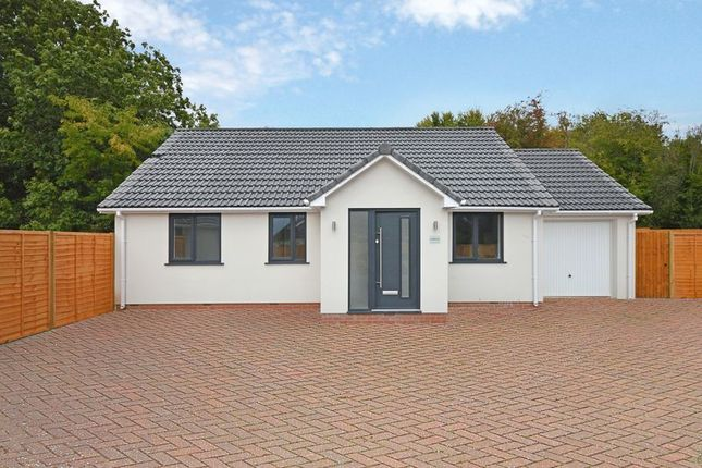 Thumbnail Detached bungalow for sale in Dene Road, Whitchurch Village, Bristol