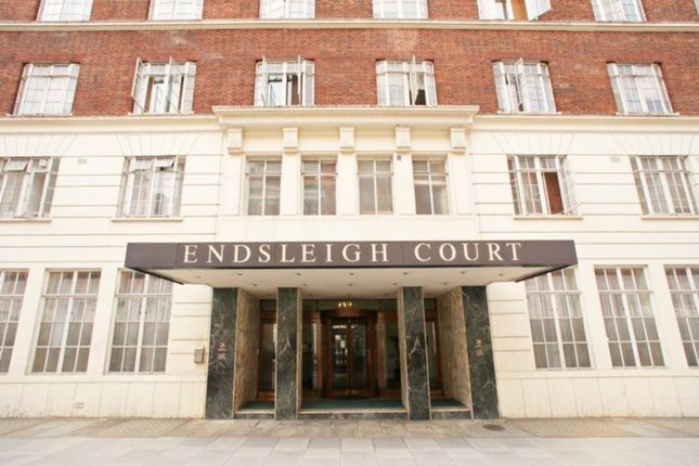 Thumbnail Flat to rent in Upper Woburn Place, Bloomsbury, London WC1H,