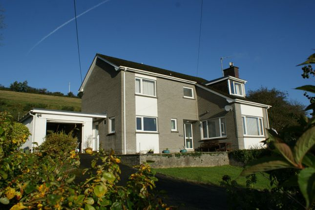 Thumbnail Detached house for sale in Sunnyhill, Llandysul