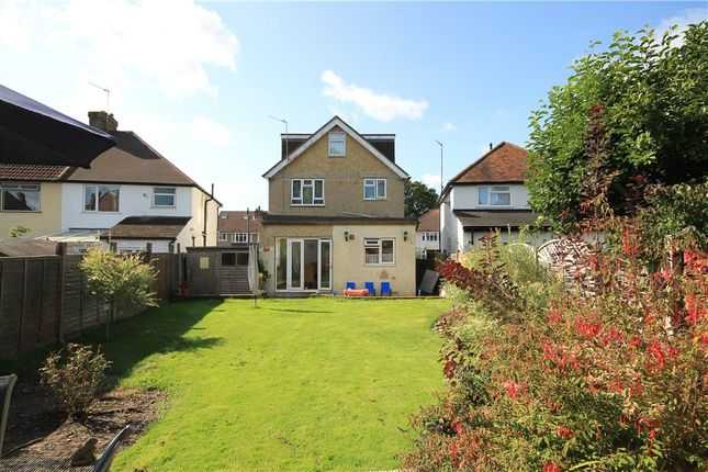Thumbnail Detached house for sale in Boxalls Lane, Aldershot, Hampshire