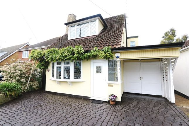 Thumbnail Detached house for sale in The Crescent, Hadleigh, Benfleet