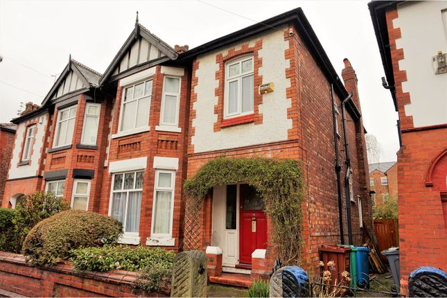 Thumbnail Semi-detached house to rent in Milverton Road, Manchester