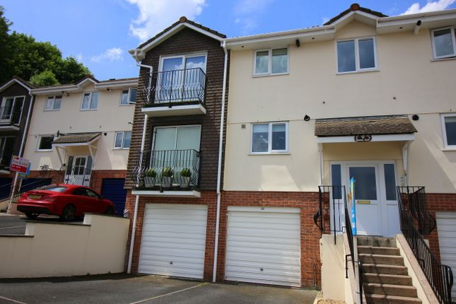 Thumbnail Flat for sale in Biscombe Gardens, Saltash