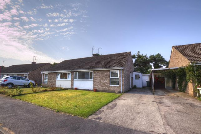 Thumbnail Semi-detached bungalow to rent in 31 The Ridings, Norton, Malton