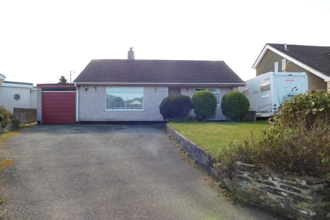 Thumbnail Detached bungalow for sale in Cober Crescent, Gwinear, Hayle