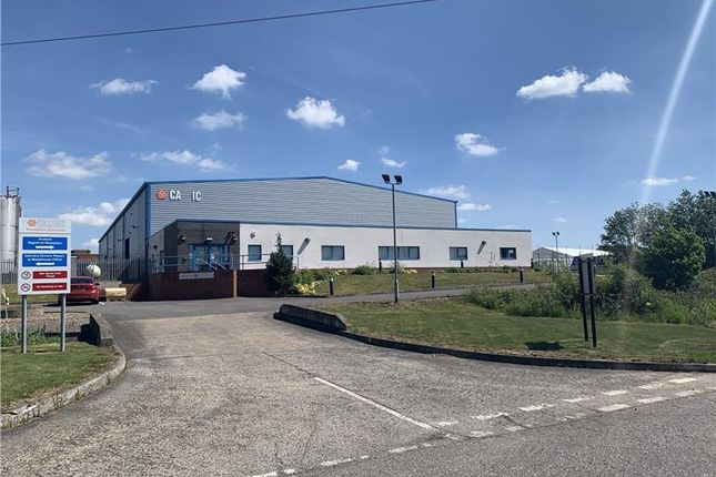 Thumbnail Industrial to let in Unit O, Melton Commercial Park, Melton Mowbray, Leicestershire