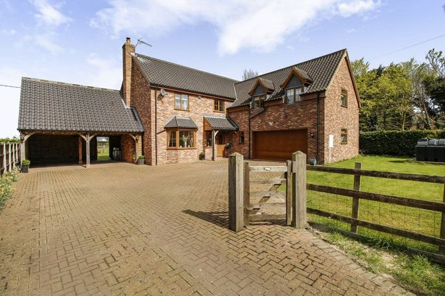 Thumbnail Property for sale in Cottam, Retford
