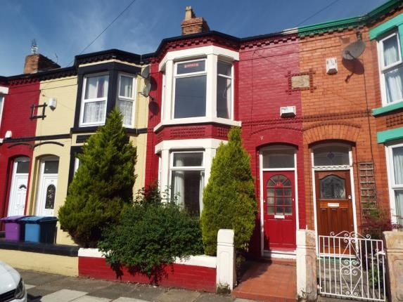 2 bed terraced house for sale in Langton Road, Wavertree, Liverpool, Merseyside