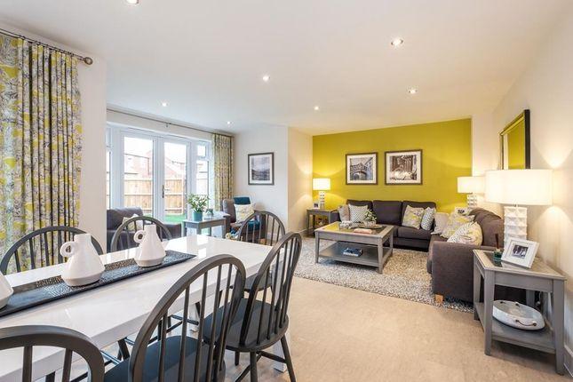 "Thumbnail Detached house for sale in ""Barford"" at Flux Drive, Deddington, Banbury"