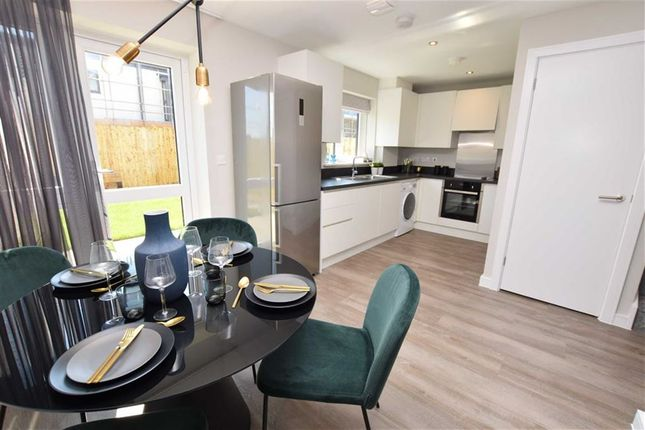 Thumbnail Terraced house for sale in Plot 4 Bata Mews, Princess Margaret Road, East Tilbury, Essex