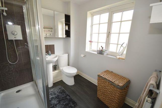 En-Suite Shower of Scarlett Avenue, Wendover, Aylesbury HP22