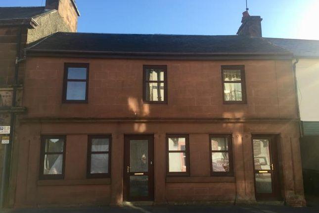 Thumbnail Flat to rent in High Street, Lockerbie