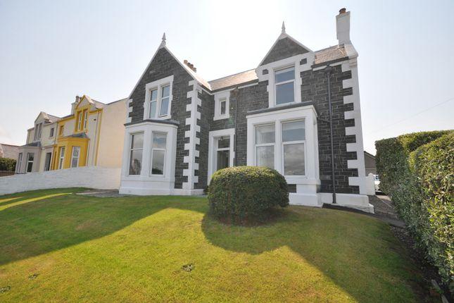 Thumbnail Detached house for sale in Edinburgh Road, Stranraer