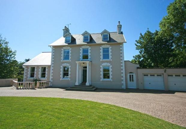 6 bed detached house for sale in Les Eturs, Castel, Guernsey