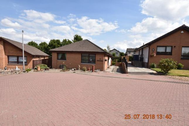 Thumbnail Detached Bungalow To Rent In Errochty Grove Perth
