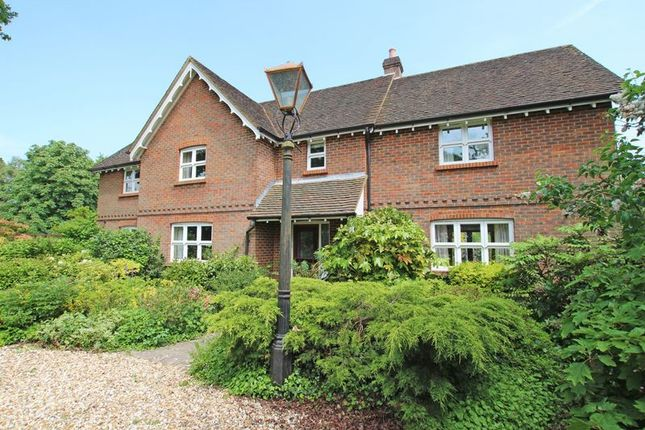4 bed detached house for sale in Abbotts Drove, West Wellow, Romsey