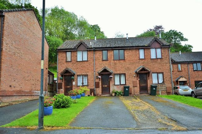 Thumbnail Terraced house to rent in Godsons Close, Tenbury Wells