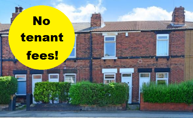 Thumbnail Terraced house to rent in Dale Road, Rawmarsh, Rotherham