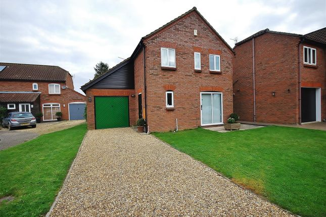 Thumbnail Detached house to rent in Cassons Close, Weston Hills, Spalding