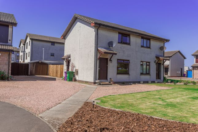 Thumbnail Semi-detached house for sale in The Maltings, Montrose