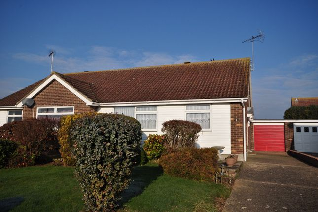 2 bed semi-detached bungalow for sale in Pightle Way, Walton-On-The-Naze
