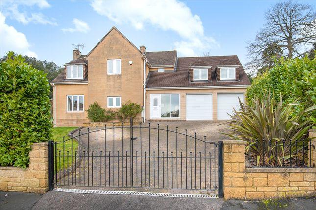 Thumbnail Detached house for sale in Whitefield Close, Batheaston, Bath