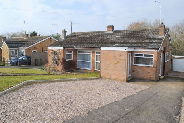 Thumbnail Bungalow for sale in Meadow View, Higham Ferrers, Rushden