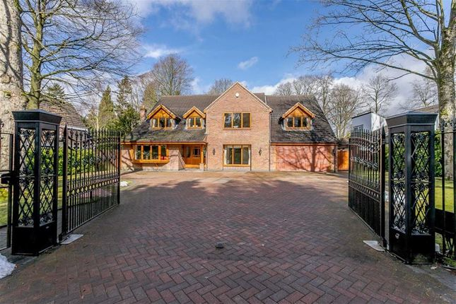 Thumbnail Detached house for sale in Claverdon Drive, Little Aston Park, Sutton Coldfield