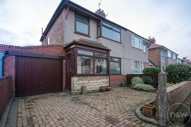 Thumbnail Semi-detached house to rent in Vogan Avenue, Crosby, Liverpool