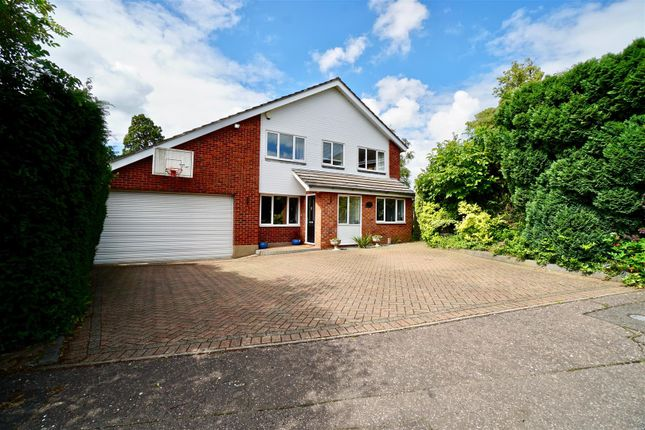 Thumbnail Detached house for sale in Tapwoods, Colchester
