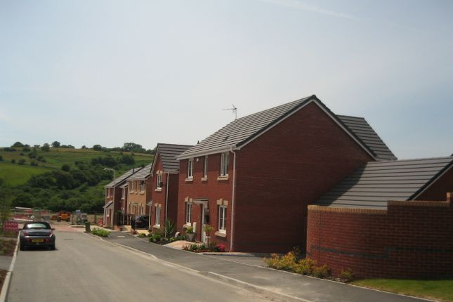 Thumbnail Semi-detached house for sale in The Nash, Padfield Court, Tonyrefail, Rhondda Cynon Taff