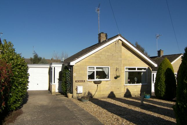 Thumbnail Detached bungalow for sale in Brook Drive, Corsham