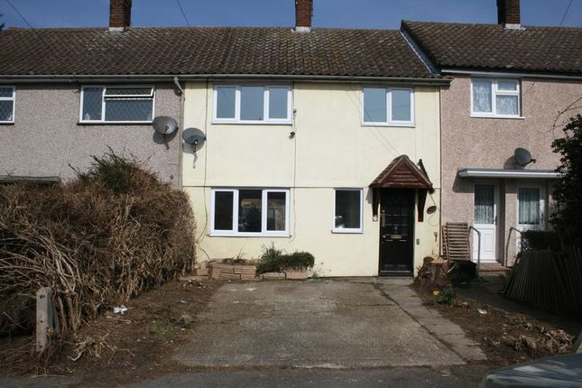 Thumbnail Terraced house for sale in Fonteyn Close, Laindon, Basildon