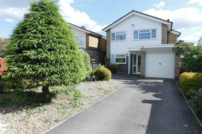 Thumbnail Detached house for sale in Davis Row, Arlesey, Beds
