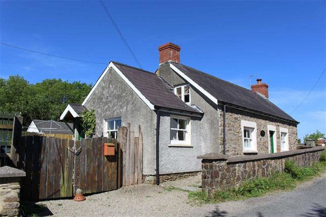 Thumbnail Cottage for sale in Lower Quay Road, Hook, Haverfordwest