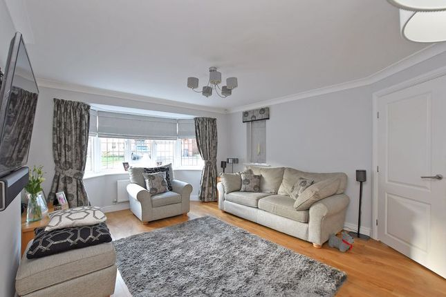 Lounge of Stockarth Place, Oughtibridge, Sheffield S35