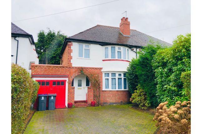 Thumbnail Semi-detached house to rent in Butlers Road, Birmingham
