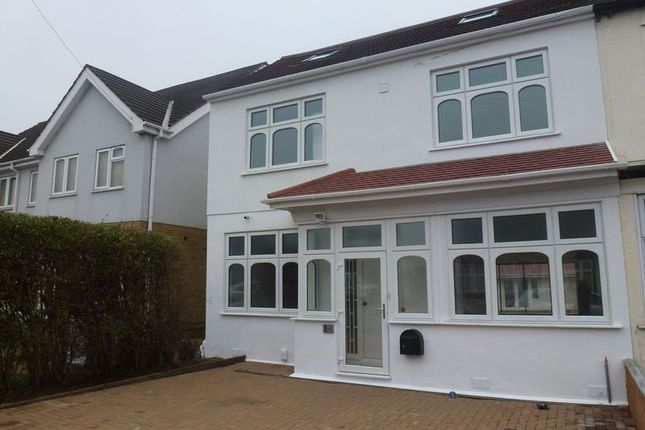 Thumbnail End terrace house for sale in Grasmere Gardens, Ilford