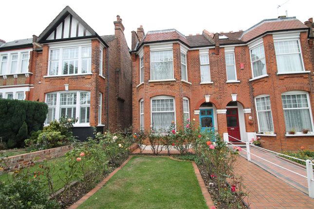 Thumbnail Semi-detached house for sale in Conway Road, Southgate, London