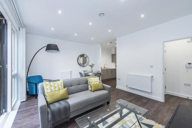 Thumbnail Flat to rent in London