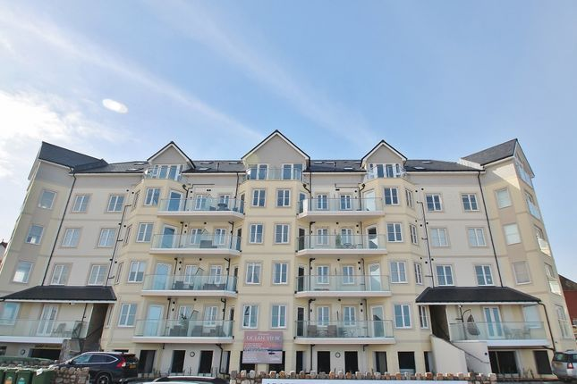 Thumbnail Flat for sale in Ocean View, West Promenade, Rhos-On-Sea