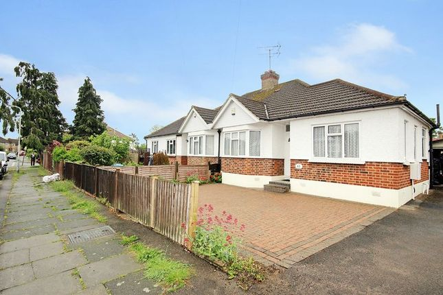 Thumbnail Bungalow to rent in Alandale Drive, Pinner