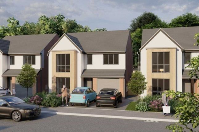 Thumbnail Detached house for sale in Plot 9 Spencers Lane, Melling