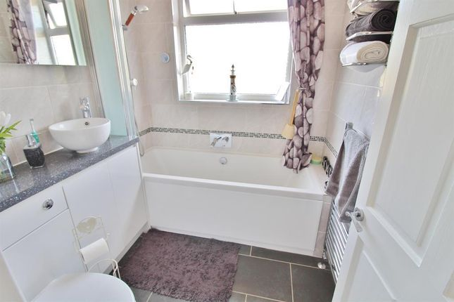 Bathroom of Matfield Road, Upper Belvedere, Kent DA17